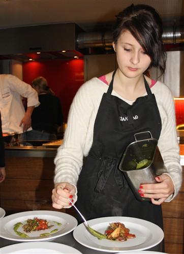 Fairer Kochkurs im Restaurant Nil