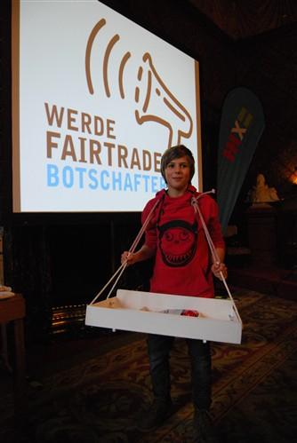 Werde Fairtrade BotschaftlerIn