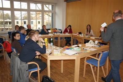 Workshop für Fair Trade Botschafter_innen