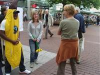 Faire Banane sucht Freunde!