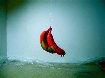 """""""BLOOD BANANAS"""" - eine der Preisträgerarbeiten 2011/2012"""
