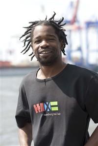Hajji Brown - Hamburger MC