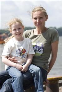 Andrea Steinbuss - Design-Agentur Delikatessen - und Laura